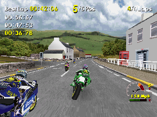 Screenshot Thumbnail / Media File 1 for Moto Racer World Tour [NTSC-U]